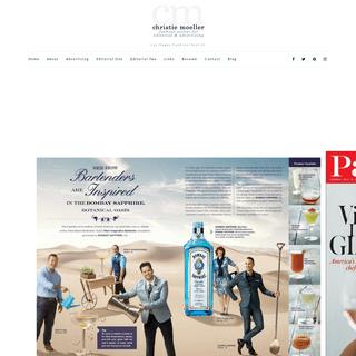 International fashion stylist, Christie Moeller - Home Page
