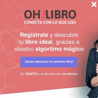 Libros Recomendados - OhLibro