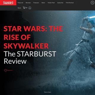 Movie News and Reviews - Starburst Magazine