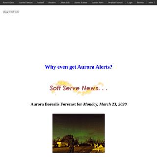 Aurora Borealis Forecast. Everything You Need to know.