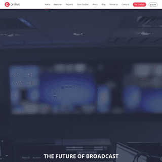 Grabyo - Cloud-based video production, live clipping, streaming & editing