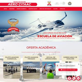 AEREO CITAAC - Escuela de Aviación