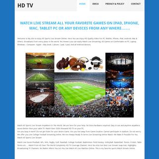 - HD TV