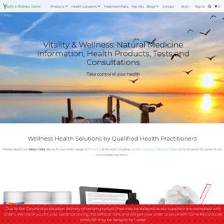 ArchiveBay.com - vitalityandwellness.com.au - The Vitality and Wellness Centre