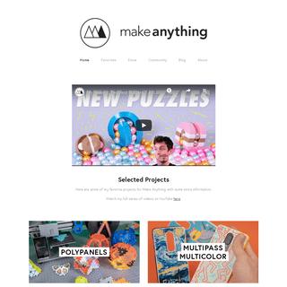 Make Anything