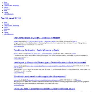 ArchiveBay.com - premiumarticles.biz - Premium Articles