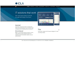 IOLA - IT solutions that work