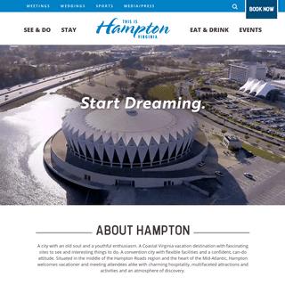 Homepage - This is Hampton Virginia - This is Hampton Virginia