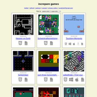 ArchiveBay.com - increpare.com - increpare games