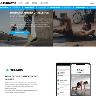 adidas Runtastic- adidas Running & adidas Training apps