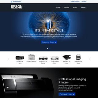 Epson Indonesia - Homepage