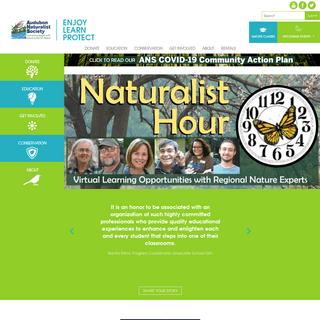 Audubon Naturalist Society - Nature for All