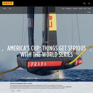 Pirelli.com - Pirelli