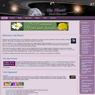 Hip Planet – Discover A New World!