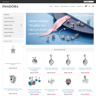 Pandora Bracelet Charms - Official Pandora Bracelets Charm Online Outlet Sale Deals
