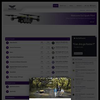 DJI Spark Drone Forum