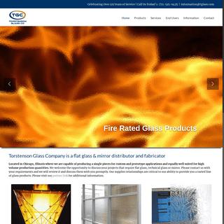Home - Torstenson Glass Company