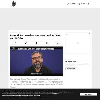 ArchiveBay.com - www.iene.mediaset.it/2020/news/brunori-sas-musica-amore-desideri_680358.shtml - Brunori Sas- musica, amore e desideri over 40 - VIDEO - Le Iene
