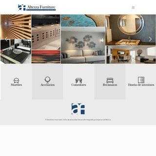 ArchiveBay.com - altezzafurniture.com - Altezza Furniture