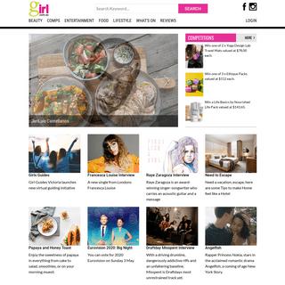 Girl Magazine - Girl Power - Empowering Girls Worldwide - Girl.com.au