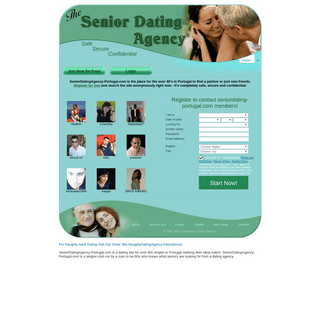 Senior Dating For The Over 40s Living in Portugal - Official Site