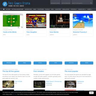Full version free games for Windows, Linux, Mac, etc - Free Games Utopia