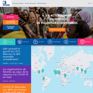 CECI - Centre d'étude et de coopération internationale