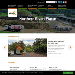 Northern Rivers Waste