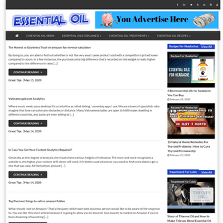 ArchiveBay.com - essentialoilsforpainrelief.com - EssentialOilsForPainRelief -