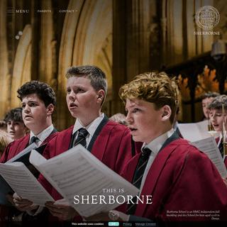 ArchiveBay.com - sherborne.org - Sherborne School - An HMC All Boys' Boarding School in Dorset for ages 13 to 18