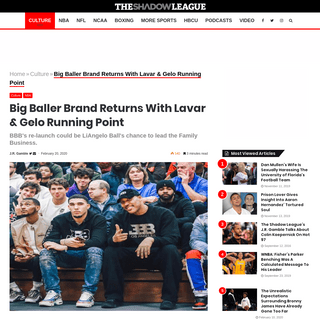 ArchiveBay.com - theshadowleague.com/big-baller-brand-returns-with-lavar-gelo-running-point/ - Big Baller Brand Returns With Lavar & Gelo Running Point - The Shadow League