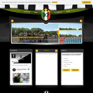 Klub navijačev Juventus Slovenija