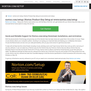 norton.com-setup - Norton Product Key Setup at www.norton.com-setup
