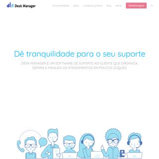 Desk Manager - Software Help Desk e Service Desk