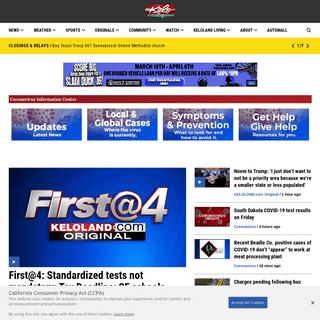 KELOLAND.com - Sioux Falls South Dakota Local News & Weather - Sioux Falls SD
