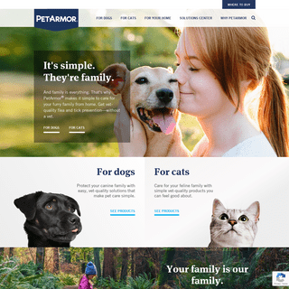 PetArmor - At Home Pet Care Products