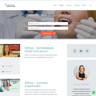 ArchiveBay.com - inspirandodentistas.com.br - Inspirando Dentistas – por Dulce Simões