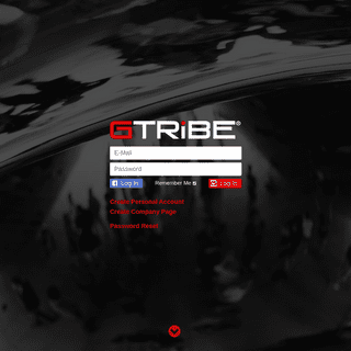 GTribe - Log In or Sign Up