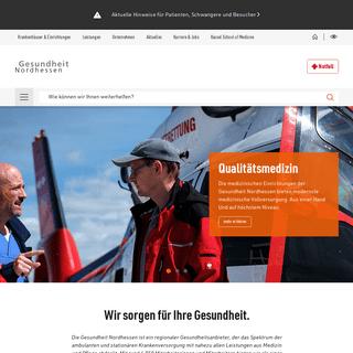 ArchiveBay.com - gesundheit-nordhessen.de - Gesundheit Nordhessen - Wir sorgen für Ihre Gesundheit