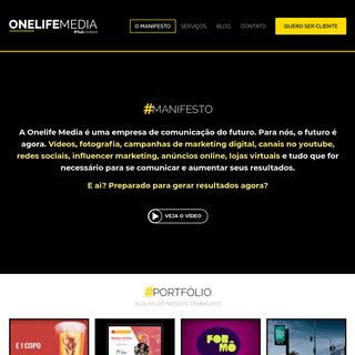Onelife Media – Agência de Marketing Full Content