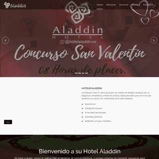 ArchiveBay.com - hotelaladdin.com - Hotel Aladdin