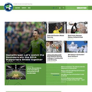 ArchiveBay.com - sounderatheart.com - A Seattle Sounders and Reign FC Blog