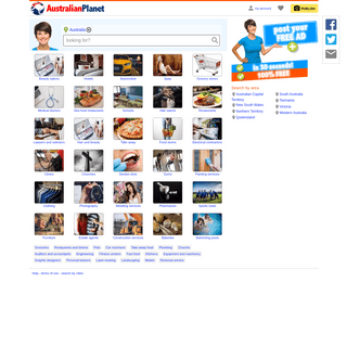free classified ads in Australia