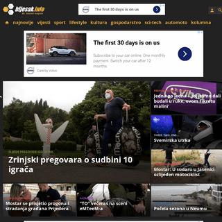 Bljesak.info - BH Internet magazin