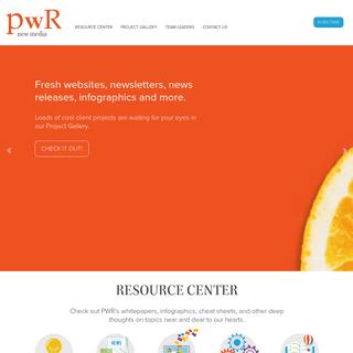 PWR New Media