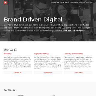 Brand Driven Digital