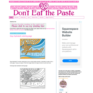 ArchiveBay.com - donteatthepaste.com--2020-06-07__23-28-36 - Don't Eat the Paste