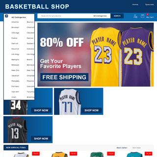 Authentic Basketball Jerseys Shop - Cheap Basketball Women's Kids Youth Jerseys Sale