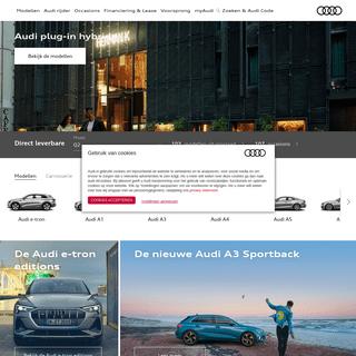 Home - Audi Nederland