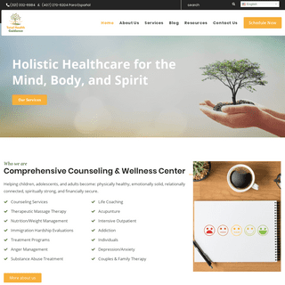 Total Health Guidance - Holistic Healthcare for the Mind, Body, and Spirit